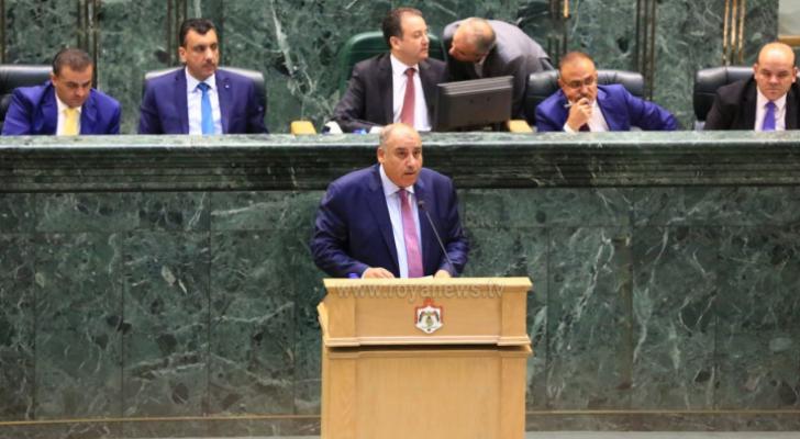 رئيس الكتلة النائب مازن القاضي