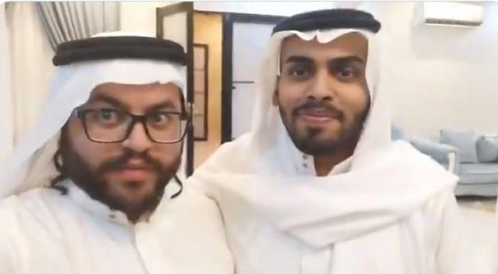 مطالبات بملاحقة الشاب السعودي
