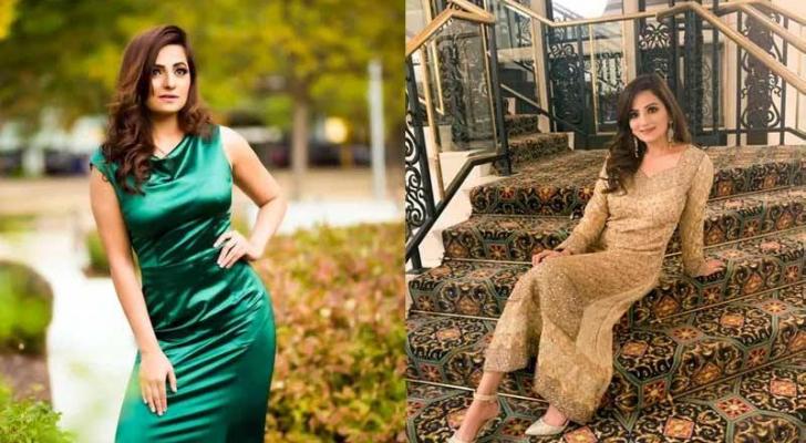 ملكة جمال باكستان السابقة، زينب نافيد