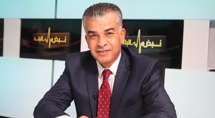 مدير مديرية التقاعد في وزارة المالية الدكتور علي المصري