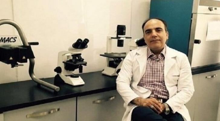 مسعود سليماني عالم إيراني بارز في علوم الدم والخلايا الجذعية