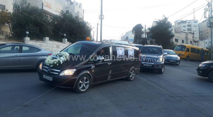 جانب من جنازة الشهيد أبو دياك