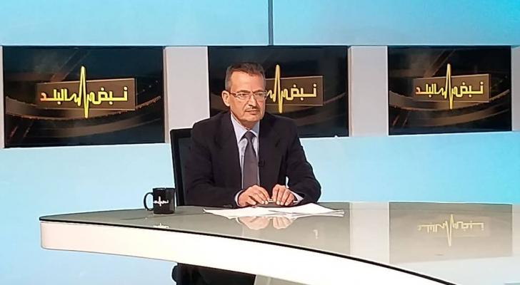 مساعد أمين عام وزارة الصحة الدكتور عدنان اسحاق