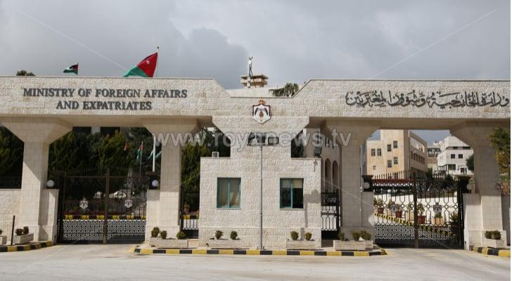 مبنى وزارة الخارجية - ارشيفية