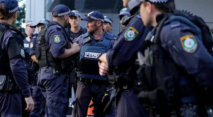 الشرطة الاسترالية - ارشيفية