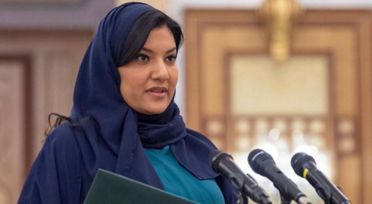 السفيرة السعودية في أمريكا
