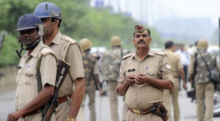 الشرطة الهندية - ارشيفية