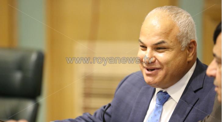 رئيس اللجنة المالية النيابية خالد البكار