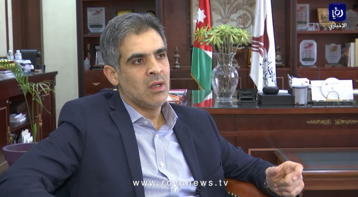 مديرُ عامِ مؤسسة الضمان الاجتماعي الدكتور حازم الرحاحلة