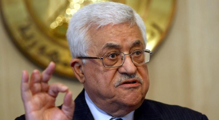 الرئيس الفلسطينيمحمود عباس