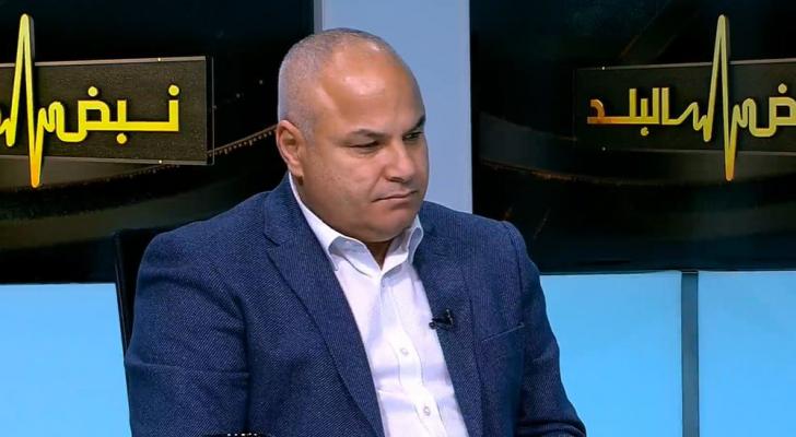 النائب خالد البكار