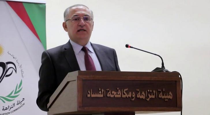 رئيس هيئة النزاهة ومكافحة الفسادمهند حجازي