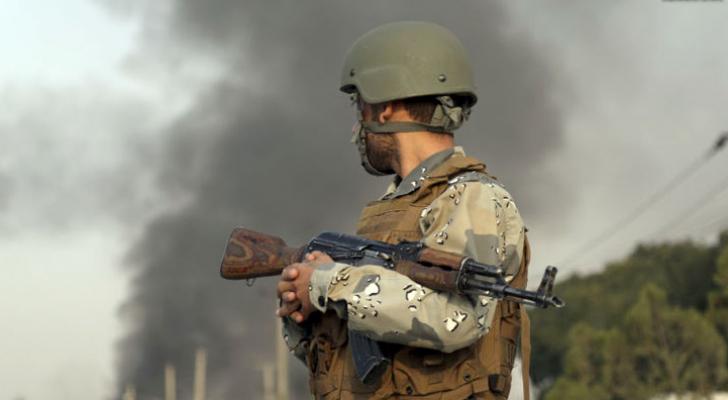 جندي افغاني