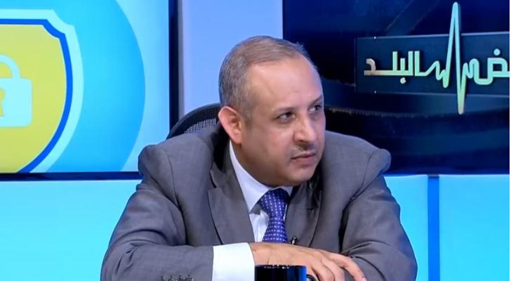 رئيس ديوان التشريع والرأي السابق نوفان العجارمة