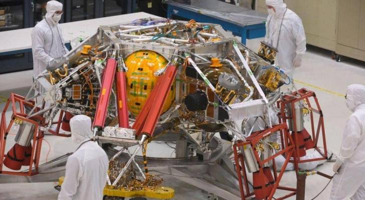مركبة المريخ 2020 طورتها ناسا