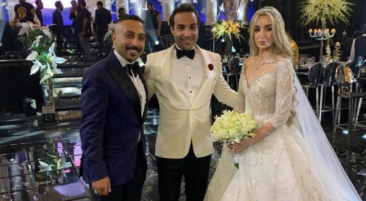 احمد فهمي وهنا الزاهد