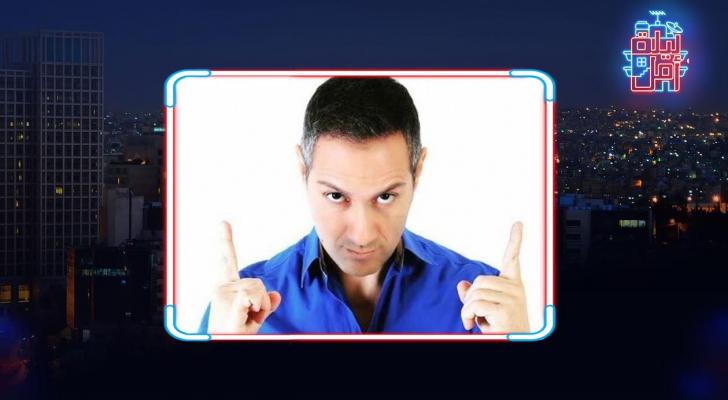 الإعلامي والممثل اللبناني طوني أبو جودة
