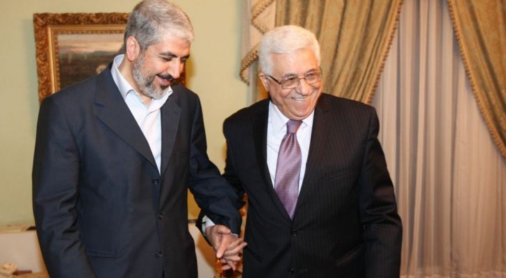 عباس ومشعل