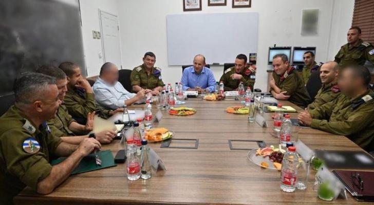 اجتماع طارئ لقيادة جيش الاحتلال لدارسة تداعيات اغتيال سليماني