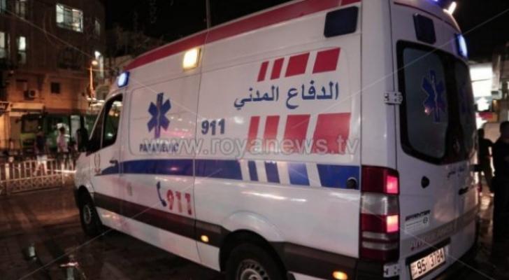 وفاة شخص احترقا داخل شقته في اربد