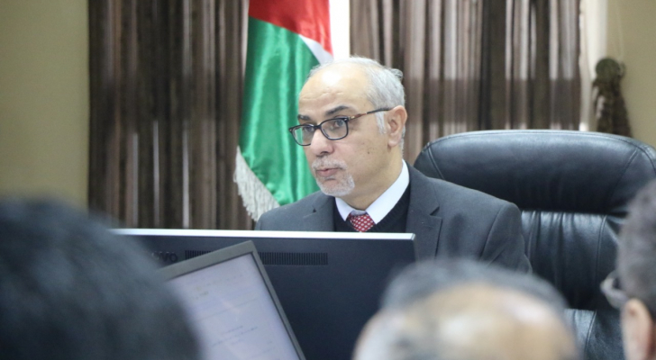 رئيس الهيئة الدكتور خالد الوزني