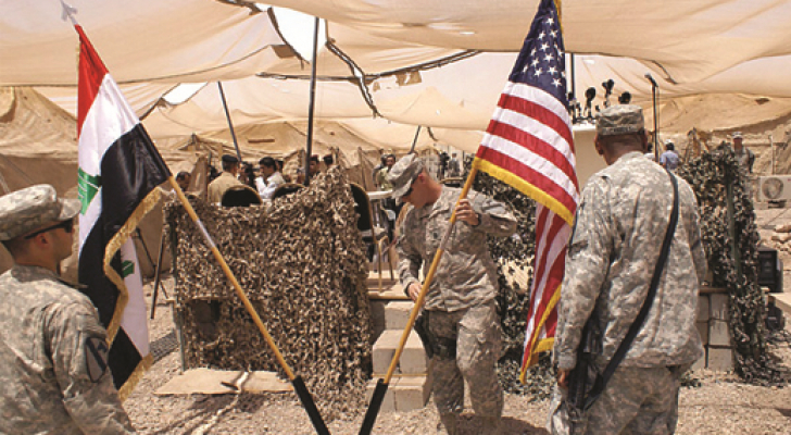 الجيش الأمريكي يبلغ العراق باتخاذه إجراءات للخروج من البلاد | رؤيا ...