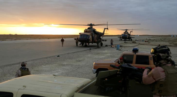 قوات أمريكية في العراق - رويترز