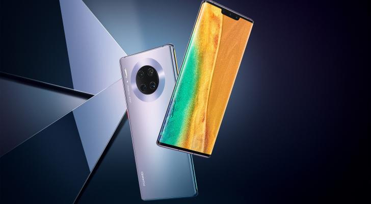 أربعة أسباب تجعل هاتف Huawei Mate 30 Pro ملك الهواتف الذكية
