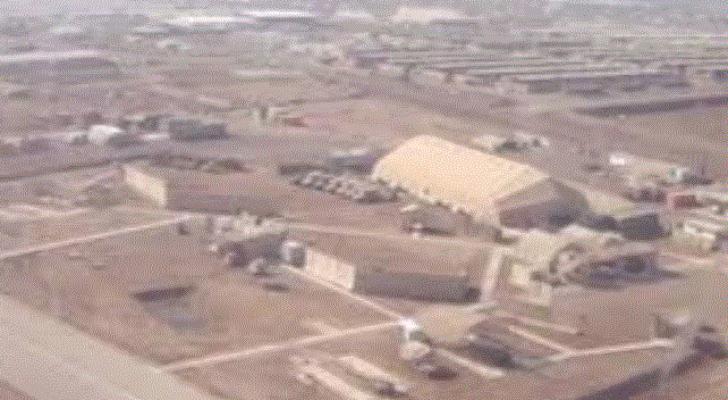 معسكر التاجي شمال بغداد- أرشيفية