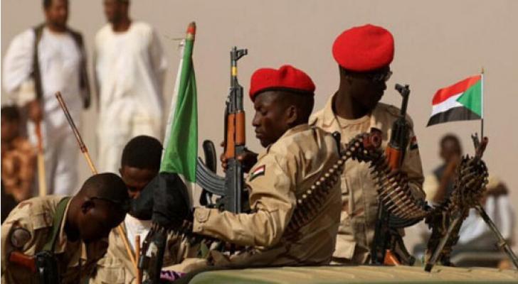 عناصر من الجيس السوداني - ارشيفية