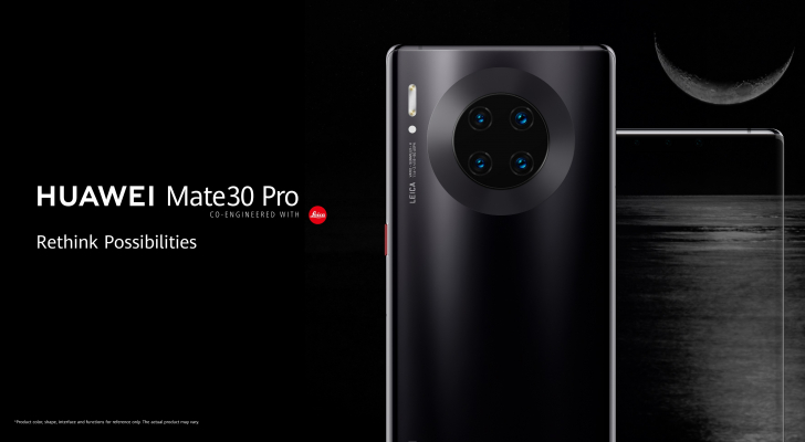 هاتف Huawei Mate 30 Pro
