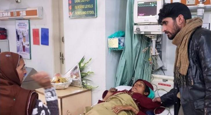 نجاة صبية من الموت في باكستان بعد أن دفنتها الثلوج 18 ساعة