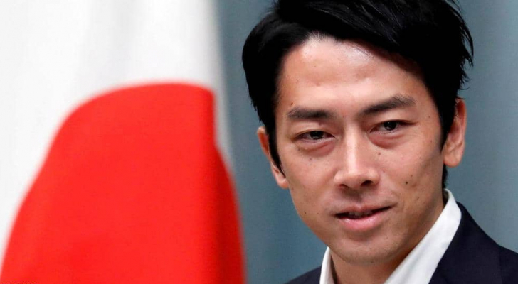 شينجيرو كويزومي أثار جدلا في اليابان