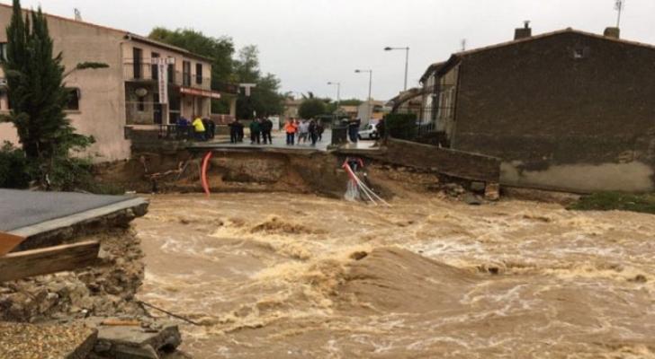 مصرع 6 أشخاص جراء أمطار غزيرة في البرازيل