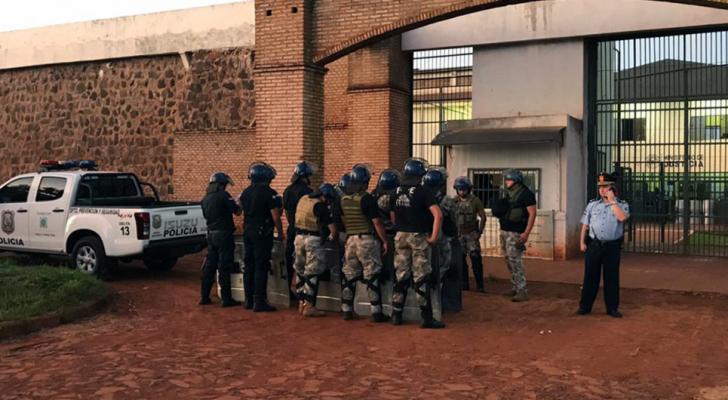 فرار نحو ثمانين سجينا عبر نفق في باراغواي