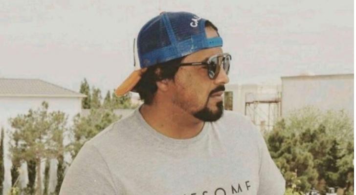الشاب الإماراتي فيصل عبدالله الحيسوم الشحي