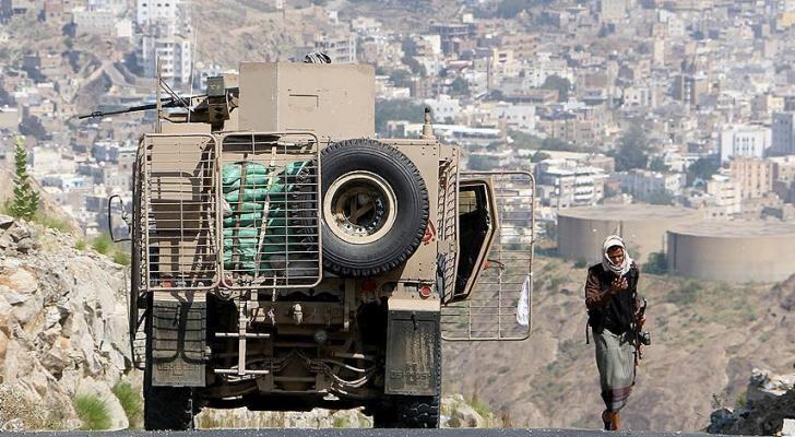 الحرب في اليمن - ارشيفية