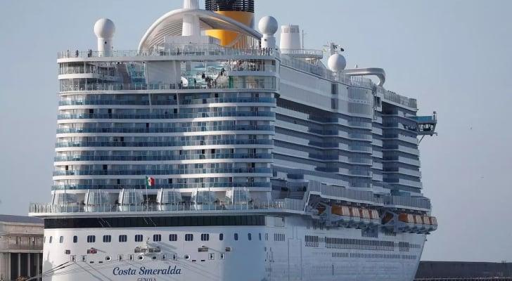 سفينة الرحلات البحرية Costa Smeralda Costa Crociere إيطاليا