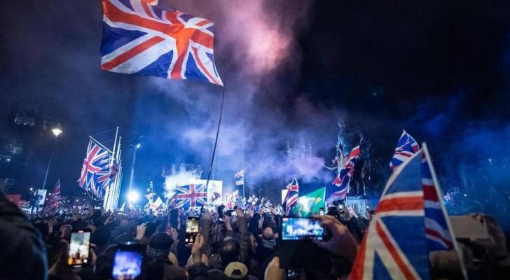 احتفالات بريطانية