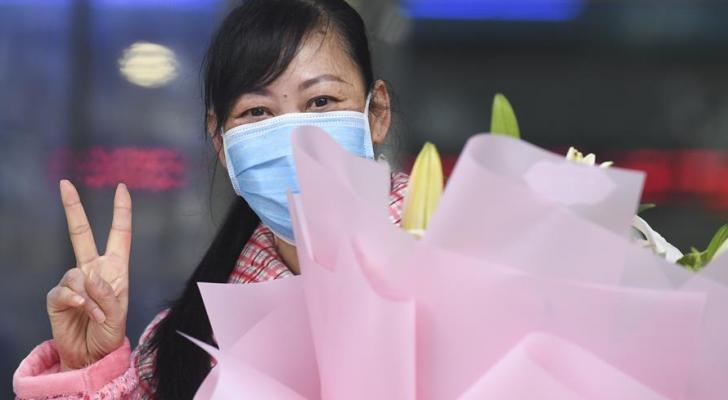 نصائح من أول صينية تعافت من الفيروس