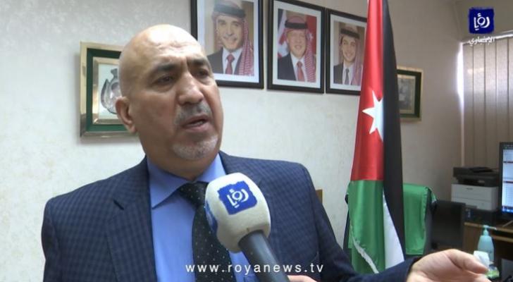 مدير مستشفى البشير محمود زريقات - ارشيفية