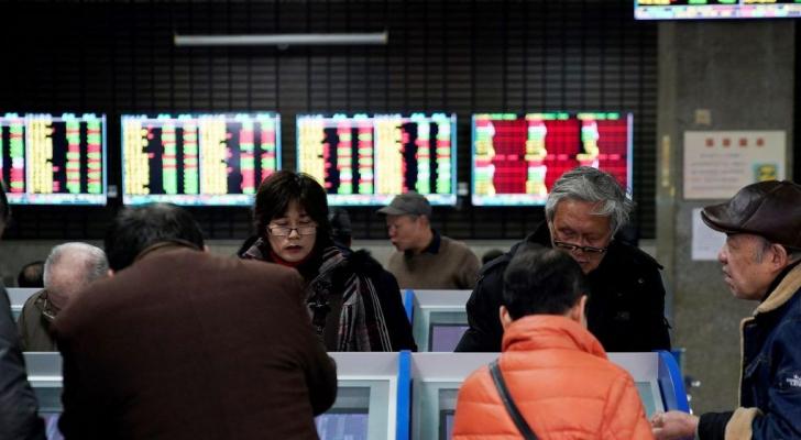 بورصة الصين