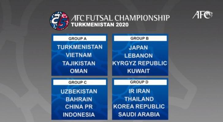 بطولة آسيا لكرة الصالات