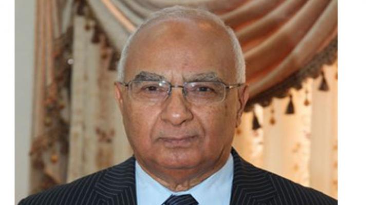وزير التعليم العالي الأسبق ورئيس جامعة اليرموك السابق الأستاذ الدكتور محمد احمد حمدان غنيمة