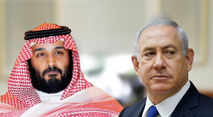 سياسة السعودية واضحة جدا منذ بدء الصراع لا علاقات بين الرياض وتل أبيب