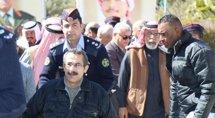 مديرية الأمن العام تواصل احتفالاتها بيوم الوفاء للمتقاعدين العسكريين والمحاربين القدامى