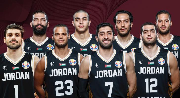 المنتخب الوطني لكرة السلة