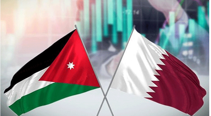 علاقات اقتصادية واسعة بين الأردن وقطر