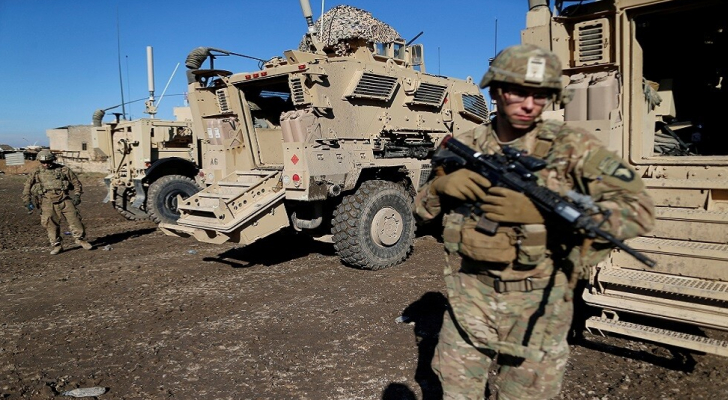 الجنود الأمريكيين في العراق