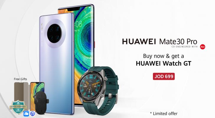 قدرات تسجيل مقاطع الفيديو في هاتفHuawei Mate 30 Pro